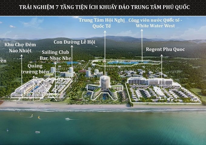 du an sailing club phu quoc villas & resort